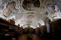 STRAHOV LIBRARY, Prague (milia imagines) Tags: monastery  library prague