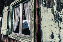 old window (genelabo) Tags: bird fischbachau bavaria old window fenster alt bayern genelabo sony alpha 6300