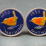 woc3829 UK coin cufflinks thumbnail