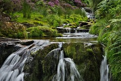 Fairbrook waterfall (Chris Beesley) Tags: