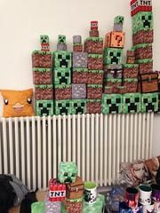2015-05-02 10.44.26 (Xubaet) Tags: toy toys animefest decoration brno convention merchandise czechia 2015 goingtomarket toyphotography minecraft afcz15
