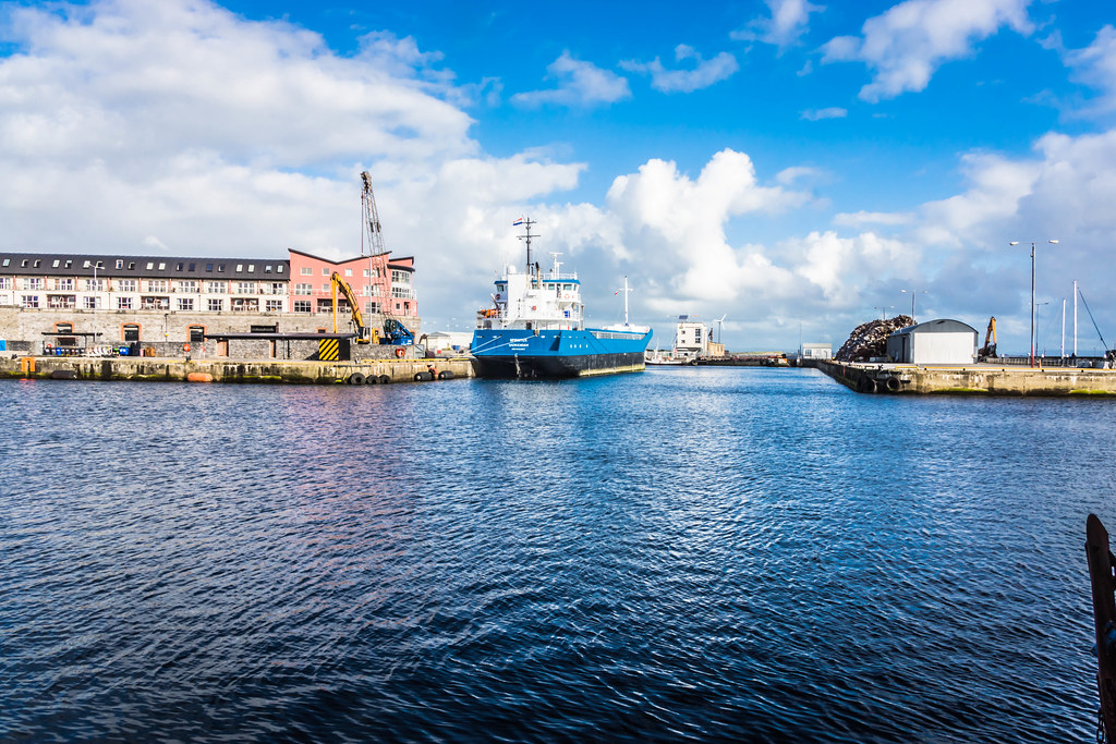 GALWAY HARBOUR AND DOCKLANDS [AUGUST 2015] REF-107524