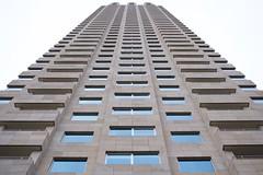 DSC_7801 (AperturePaul) Tags: holland netherlands architecture modern skyscraper 35mm rotterdam nikon south neworleans symmetry kopvanzuid d600 welhelminapier