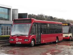 TM Travel 1162 TM52 BUS (JIG2164) Tags: travel sheffield solo tm optare 1162 tm52bus