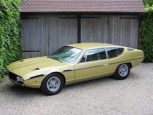 Lamborghini Espada S2 (1971)