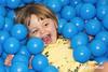 Catharina (Stefan Lambauer) Tags: blue brazil playing pool smile azul brasil kid infant sãopaulo piscina bolinhas sorriso menina brincando sorrindo catharina 2015 stefanlambauer