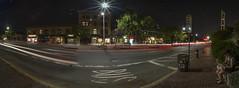 DSC_9833D80a  Bus Stop  2015 Paul Light (Paul Light) Tags: panorama arlington massachusetts panoramic busstop nightlandscape nightwork