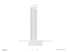 Жилой небоскреб 55 Timeless от Richard Meier & Partners в Тайбэе