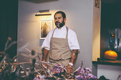Enrique Olvera, Pujol's chef (#09 of The LATAM 50 Best) (-Desde 1989-) Tags: food teotihuacan diegorivera palacionacional garibaldi pujol biko nicos mercadodesanjuan tenampa visitmexico 50best merotoro azulhistorico mesaamérica mesareconda