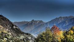 Pizzo Badile 2 (sandra_simonetti88) Tags: italien autumn italy mountains fall montagne italia berge autunno montagna lombardia italie pizzobadile valcamonica vallecamonica malegno
