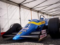 2015 Zandvoort Historic GP: Osella FA1L (8w6thgear) Tags: f1 historic grandprix alfaromeo formula1 zandvoort gp paddock 2015 osella fa1l