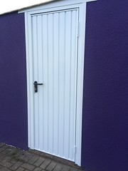 Garador side door in EASTBOURNE