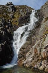 Glas-Allt Falls (steve_whitmarsh) Tags: lake water scotland waterfall highlands rocks cairngorms