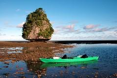 Palau - Kayaking © Kevin Davidson