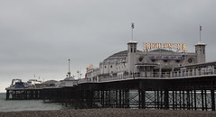 Brighton Pier (marc_morris1982) Tags: autumn red sea brown signs fall tourism beach nature sign architecture canon skeleton fun outside outdoors lights pier seaside berry brighton seasons cloudy victorian sigma windy icon tourist promenade british leisure rides 700 funfair iconic 18200 amusements attraction brightonpier 18200mm sigma18200 sigma18200mm dc18200mm canon700 700d canon700d t5i canont5i dc18200
