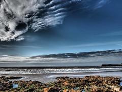 Porthcawl 2015 11 11 #48 (Gareth Lovering Photography 5,000,061) Tags: sea lighthouse wales landscape town seaside sand rocks olympus bridgend porthcawl lovering 714mm 1240mm