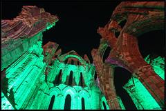 Whitby Abbey EH 5 (MTB1975) Tags: english heritage halloween abbey night coast seaside yorkshire goth illuminations dracula illuminated haloween whitby illuminate whitbyabbey englishheritage whitbygoth gothweekend october2015
