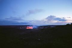 Kilauea Volcano (masa_0202) Tags: film hawaii bigisland aria carlzeissdistagon2825