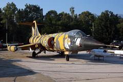 32720 (david47uk) Tags: lockheed f104g 32720 f104starfighter dekeliatatoi hellenicairforcemuseum
