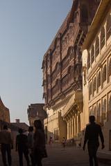 Jodhpur Mehrangarh Fort (29 of 106) (evan.chakroff) Tags: city india fort urbanism rajasthan jodhpur mehrangarh 2015 1460 raojodha  jodhpurmehrangarhfort  jodhaofmandore
