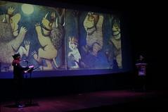 """""""Librovisioni: Nel paese dei mostri selvaggi"""" @ Casa delle arti - 22 novembre 2015 (casa_delle_arti) Tags: cinema teatro letture conversano"""