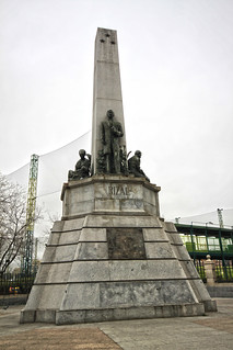 Rizal Monument - Madrid