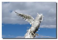 سیمرغ - عنقا - Phoenix (Ebrahim Baraz) Tags: phoenix mashhad مشهد torghabeh طرقبه سیمرغ براز ebrahimbaraz ابراهیمبراز عنقا