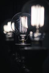 industrial bulb (AxelBergeron) Tags: light bulb lights design industrial lumire interior ampoule electricity interiordesign lightfixture lumires luminaire ampoulelectrique