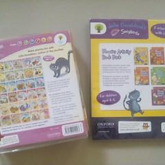Songbirds : Oxford Reading Tree by Julia Donaldson เ้ซตหนังสือหัดอ่าน 6 เลเวล เลเวลละ 6 เล่มรวม 36 เล่ม แบบฝึกหัด 8 เล่ม #tkbookstore  #tkbooks #บ้านหนังสือทีเคบุ๊คส์  #หนังสือภาษาอังกฤษ  #หนังสือเด็ก