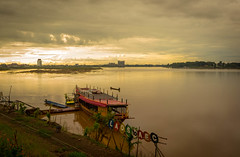 Laos bordering with Thailand (sydbad) Tags: laos bordering with thai sony sonya7 ilce7 sel35f28z