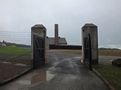het crematorium (Gerard Stolk (vers l'Angleterre)) Tags: thringen buchenwald crematorium