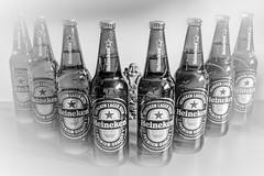 Heniu (Dariusz Niedzielski) Tags: beer piwo heineken butelka boutle glass szko budda buddha