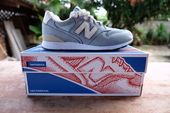 Product Photography with xt2 (Chanodom Vimuktanon) Tags: product photography xt2 1655 f28 new balance nature light