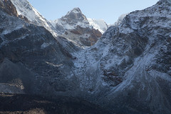 The Cho La pass (D A Scott) Tags: everest base camp tokyo lakes trek himalayas nepal asia mountains