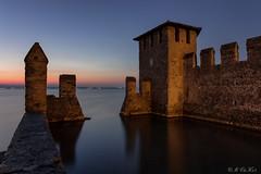 Sirmione before sunrise (MC-80) Tags: lago di garda sirmione sunrise gardasee lagodigarda