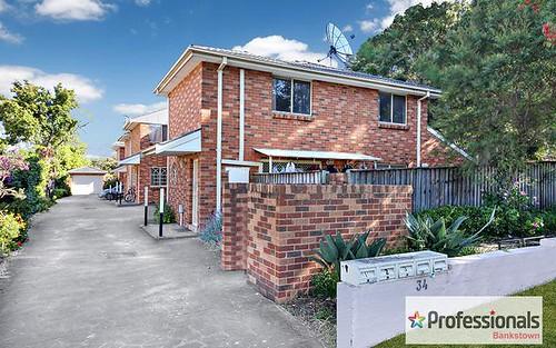 4/34 Chelmsford Avenue, Bankstown NSW 2200