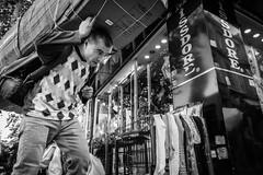 Porter (Mustafa Selcuk) Tags: load labor man streetphotographer monochrome monochromatic siyahbeyaz bw bnw blackandwhite porter 16mm eminonu fujifilm istanbul street streetphotography travel turkey xpro2