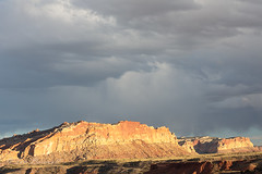 Storm Clouds over Capitol Reef (barnwell47) Tags: capitolreef torrey utah unitedstates us