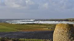 Broken Waters _MG_5738 (Ronnierob) Tags: lochofgards ladysholm shetlandisles stormyseas