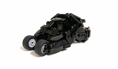 The Tumbler (Roy of Floremheim) Tags: lego moc creation build batman dc comics thetumbler batmobile vehicle