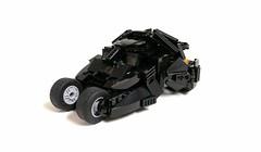 The Tumbler (Roy of Floremheim) Tags: lego moc creation build batman dc comics thetumbler batmobile vehicle