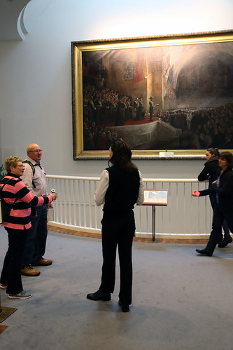 20160926_0281 Parliament House Tour guide