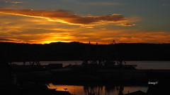 Hoy, al amanecer!. (lumog37) Tags: amanecer dawn costadegalicia coasline ra estuary