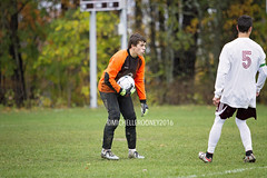 IMG_3810eFB (Kiwibrit - *Michelle*) Tags: soccer varsity boys high school game team monmouth mustangs nya north yarmouth academy maine 102916