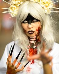 Pointy (k.jessen) Tags: kaahhaner zombiewalk zombiewalksp zombiewalksp2016 zombie zumbi blood sangue brains miolos saopaulo sopaulo brasil brazil