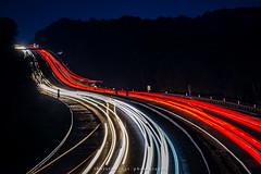 Autobahn (fotos_by_toddi) Tags: fotosbytoddi voerde niederrhein nrw nordrhein westfalen lights licht light langzeitbelichtung lichter long exposure langzeitbelichung autobahn3 sony a77 alpha sonyalpha77 sonya77