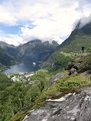 Geirangerfjorden, Norway (incommunicadoo) Tags: norwegen norway flickr geirangerfjord geirangerfjorden geiranger