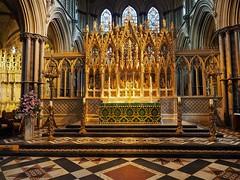 PB042449 (simonrwilkinson) Tags: elycathedral ely cambridgeshire georgegilbertscott reredos presbytery