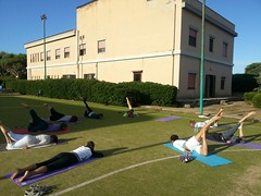 yoga retreat sardinia