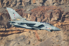RAF low level in California (Nick Collins Photography, Thanks for 2.1 million v) Tags: rainbow canyon aircraft aviation flying military low level jedi transition sidewinder california usa raf tornado gr4 41sqn coningsby panavia canon 7dmk2 500mm za560ebq za560